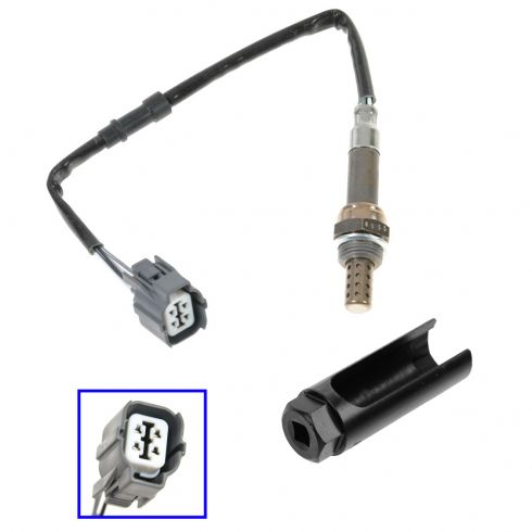 03-09 Element; 05-06 CR-V Downstream; 99-00 Civic Upstream Oxygen Sensor w/ tool