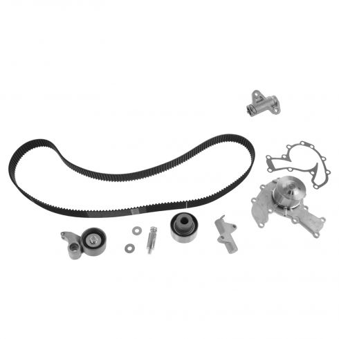 96-97 Acura V-6 3.2 L Timing Belt & Water Pump Kit w/Tensioner Adjuster