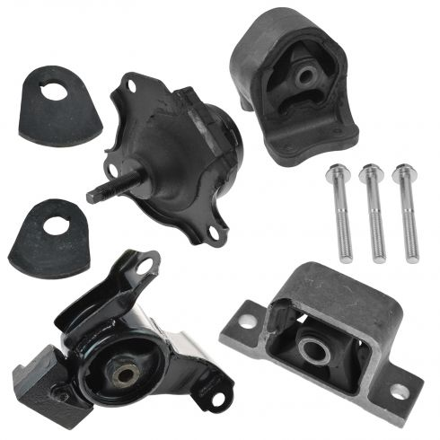 03-11 Honda Element Engine & Transmission Mount Kit (Set of 4)