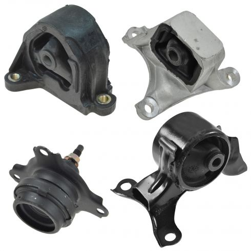 02-06 Acura RSX; 02-05 Civic 2.0L Engine & MT Transmission Mount Kit (Set of 4)