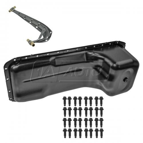 03-07 Ram 2500, 3500 w/5.9L Dsl; 07-12 Ram 2500, 3500 w/6.7L Dsl Eng Oil Pan w/Gasket & Bolt Kit