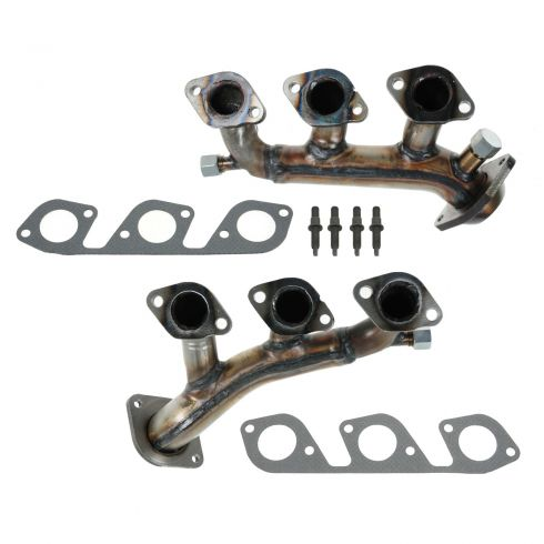 99-04 Ford Mustang 3.8, 04 3.9 Exhaust Manifold Pair  (Dorman)