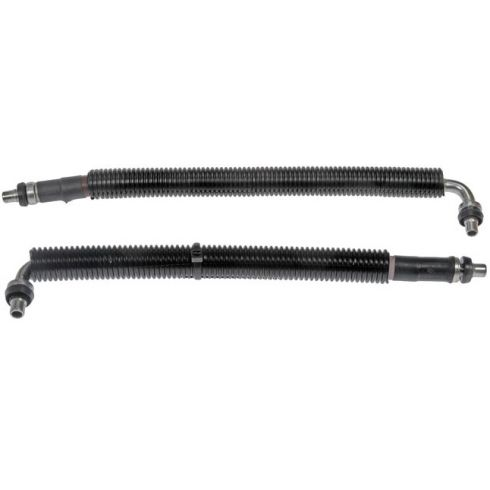99-03 Fd Van, SD PU; 00-03 Excs w/7.3L Dsl Tbo High Prs Oil Pmp to Fuel Rail Hose Pair (Dorman)