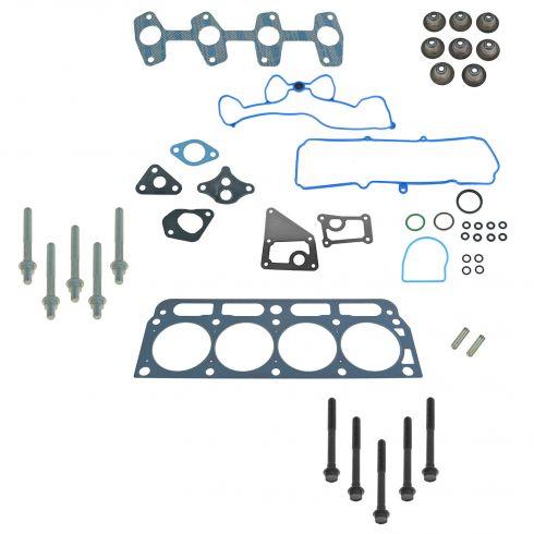 98-02 Cavalier, Sunfire; 98-00 S10, S15 Sonoma, Hombre Head Gasket & Bolt Kit (FELPRO)