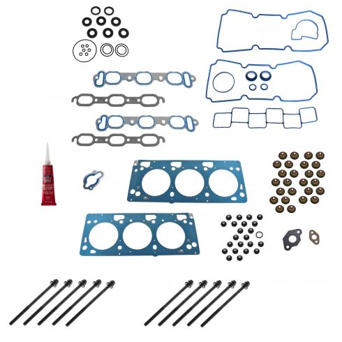 04-06 Chrysler Pacifica 3.5L Cylinder Head Gasket, Head Bolt, & Gasket Maker Kit