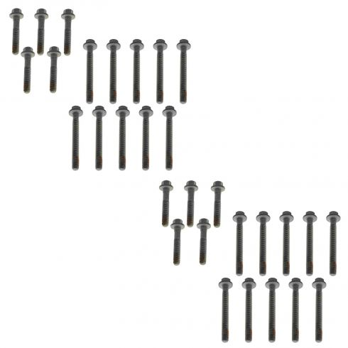 04 Avanti II; 04-09 GM Multifit w/4.8L, 5.3L, 5.7L, 6.0L 30 Piece Cylinder Head Bolt Set (FEL PRO)