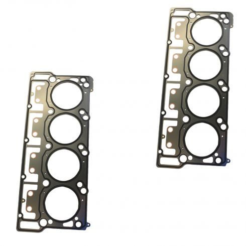 03-05 Excursion; 03-07 F250SD-F550SD; 04-10 Van (w/6.0L & 20mm Dowel) Head Gasket Pair (FEL PRO)