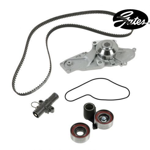 Acura V-6 3.5 L 2003-2006 Timing Water Pump Kit 5 Components
