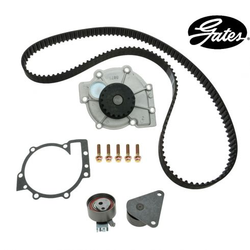Volvo 5-Cyl. 2.5 L 2008-2010 Timing Water Pump Kit 4 Components