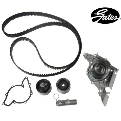 Audi VW V6 2.8L 98-05  Timing Water Pump Kit 5 Components
