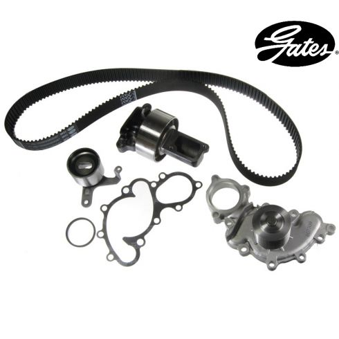 Toyota V6 3.0L Timing Belt Wate Pump Kit 4 Components