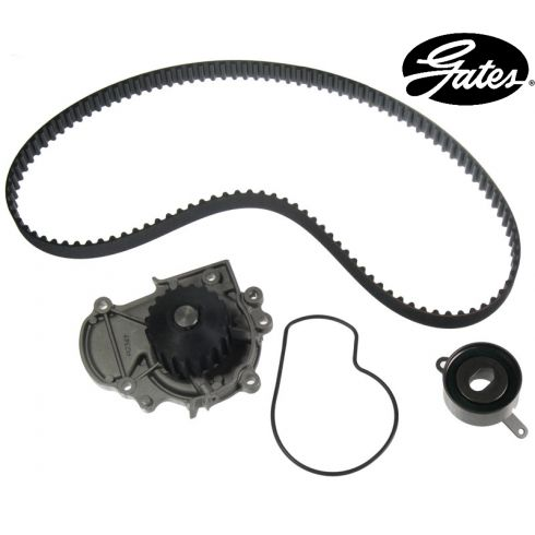 Acura L5 2.5L 92-94 Timing Belt Water Pump Kit 3 Components