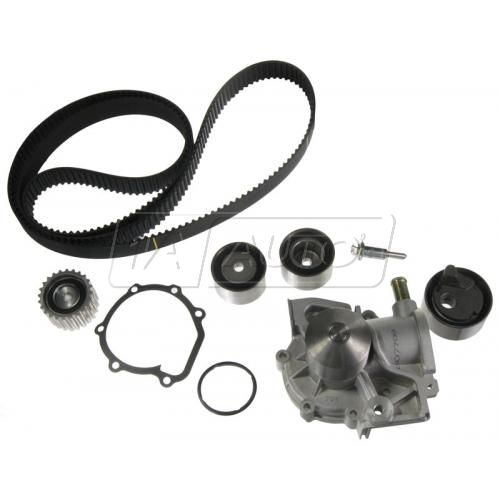 Subaru H4 2.5L 96-97 Timing Belt Water Pump Kit 6 Components