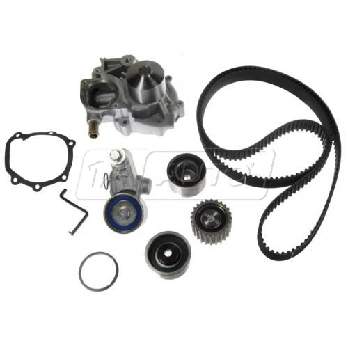Subaru H4 2.5L 06 Timing Belt Water Pump Kit 6 Components