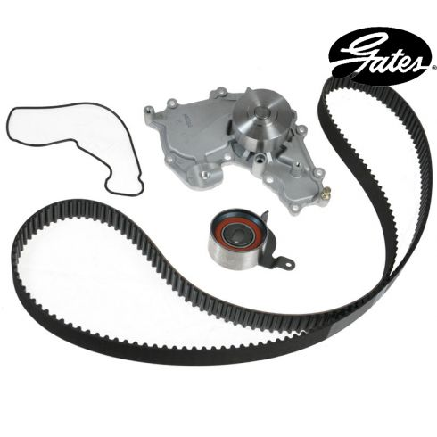 86-91 Acura 2.5L 2.7L: Sterling 2.5L 2.7L Timing Belt Kit with Water Pump (Gates)