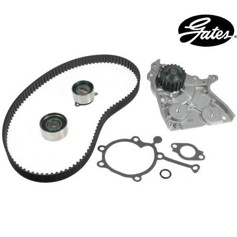 89-92 Ford; 87-93 Mazda 2.2L L4 Timing Belt Kit with Water Pump (Gates)