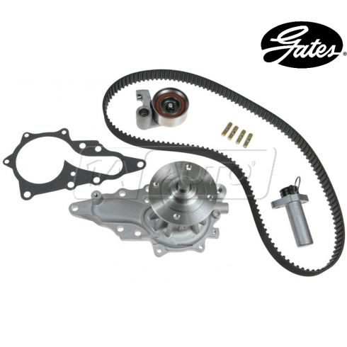 93-97 Lexus GS300,92-00SC300: 94-98 Supra L6 3.0L Timing Belt Kit with Water Pump (Gates)
