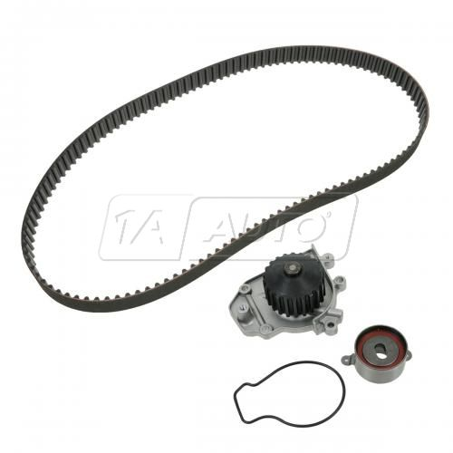 94-94 Honda Civic Del Sol w/1.6L Timing Belt & Component Kit w/Water Pump (3 Piece) (Gates)