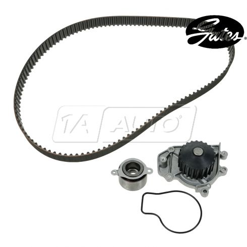 94-95 Acura Integra w/1.8L Timing Belt & Component Kit w/Water Pump (3 Piece) (Gates)
