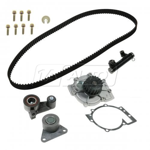 94 Volvo 850 w/2.4L Timing Belt & Component Kit w/Water Pump (5 Piece) (Gates)