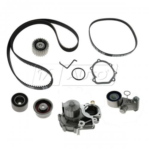 08 Subaru Impreza w/2.5L SOHC Timing Belt & Component Kit w/Water Pump (7 Piece) (Gates)