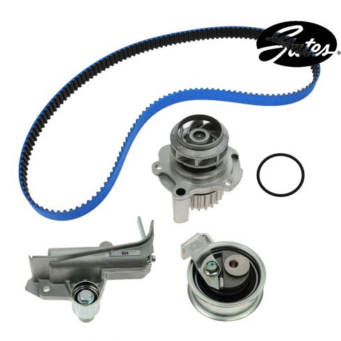 01-05 VW Passat w/1.8L HP Timing Belt & Component Kit w/Water Pump (4 Piece) (Gates)