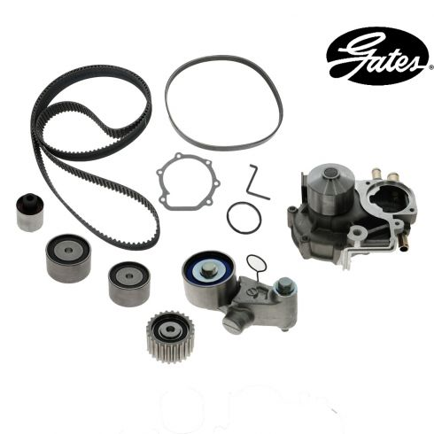 08-12 Subaru Impreza w/2.5L DOHC HP Timing Belt & Component Kit w/Water Pump (8 Piece) (Gates)