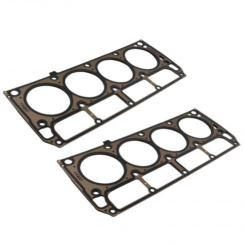 02-14 GM Multifit w/V8 Gas Engine Cylinder Head Gasket PAIR (GM)