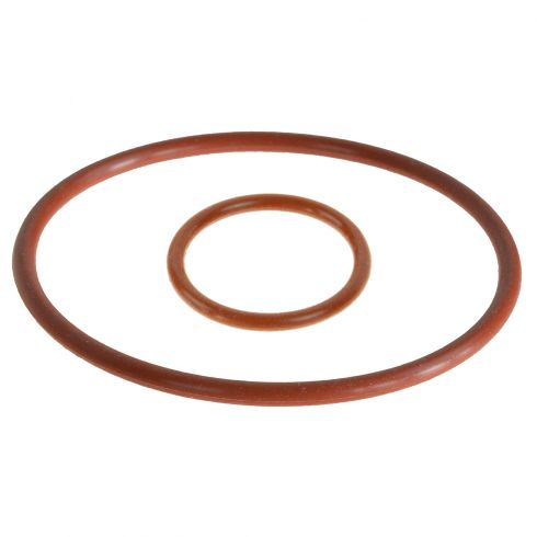 95-02 Kia Sportage Engine Oil Filter Housing  O-Ring Gasket Seal Kit (Kia)