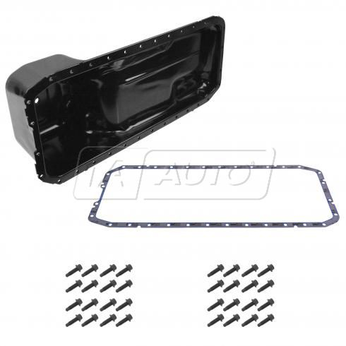 03-07 Ram 2500, 3500 w/5.9L Dsl; 07-12 2500, 3500 w/6.7L Dsl Eng Oil Pan w/Gasket & Bolt Kit (MP)
