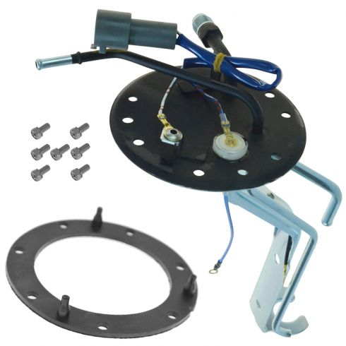 88-91 Toyota Pickup Truck Xtra Cab w/4WD Fuel Pump Hanger Assembly with Gasket & Bolts (Toyota)
