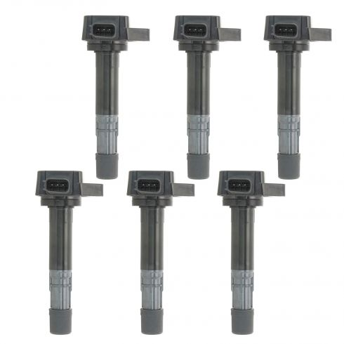 Ignition Coil (Set of 6)