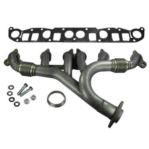 1991-99 Exhaust Manifold 4.0L Stainless Steel HQ