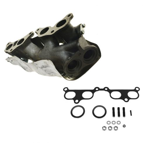 95-00 Tacoma 4cyl Exh Manifold w/Heat Shield & Gasket Kit