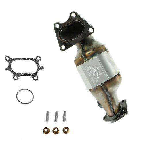 03-09 Acura Honda V6 3.0L 3.2L 3.5L Mulitfit Exh Man w/Cat & Gkt (Radiator Side) LH