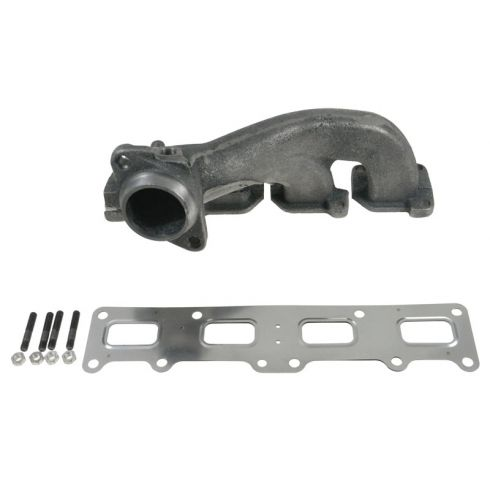 02-05 Jeep Liberty; 03-06 Wrangler 2.4L Exhaust Manifold & Gasket Kit