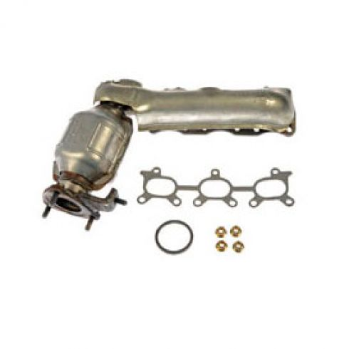 Manifold with Catalytic Converter & Gasket Kit