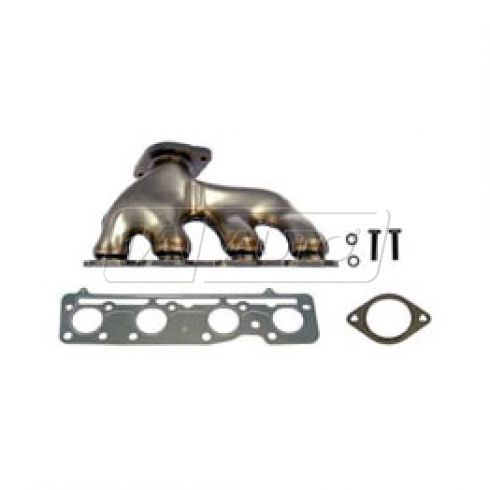 Exhaust Manifold & Gasket Kit