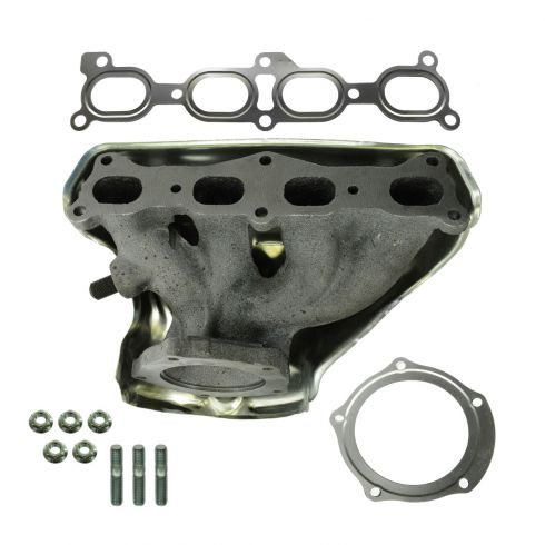 99-03 Mazda Protege 1.6L Exhaust Manifold w/Heat Shield