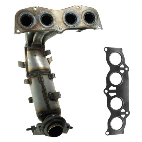 04-05 Toyota Rav4; 05-06 (thru 4/06) Scion TC Exhaust Manifold w/Integral Catalytic Convertor