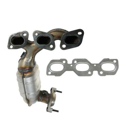 07-08 Ford Escape, Mercury Mariner w/3.0L Exhaust Manifold w/Catalytic Converter LH
