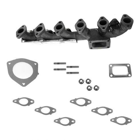 07-12 Dodge Ram 2500, 3500 w/6.7L Diesel Exhaust Manifold w/Gaskets & Install Kit