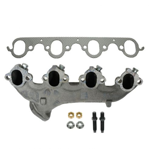 75-87 Ford 7.5L Exh Manifold LH & Gasket Kit (Dorman)