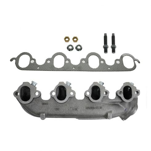 75-88 Ford 7.5L Exh Manifold RH & Gasket Kit ( Dorman)