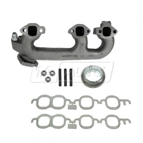 96-98 GM C/K Pu 4.3L Exh Manifold & Gasket Kit LH (Dorman)