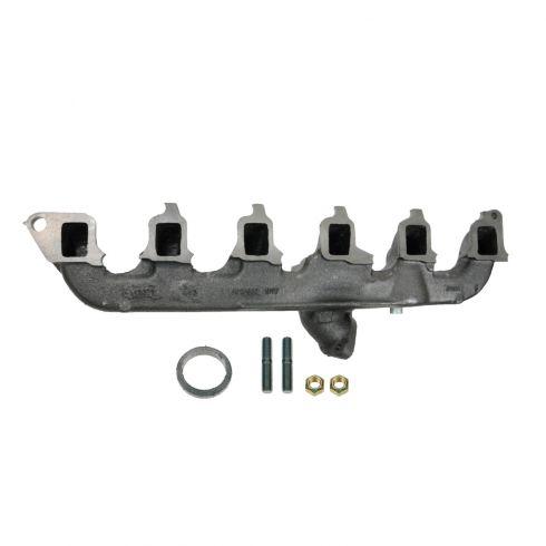65-83 Ford Multifit 6 Cyl Exh Manifold & Gasket Kit (Dorman)