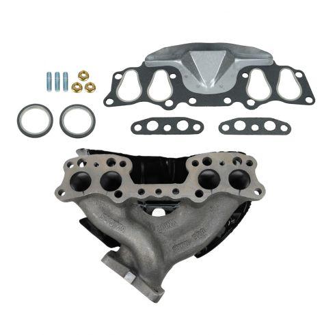 85-95 Toyota 2.4L Exh Manifold & Gasket Kit (Dorman)