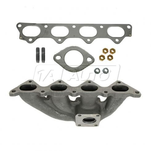 90-94 Eagle Talon; Eclipse; Laser 2.0L Turbo AT Exh Manifold & Gasket Kit (Dorma