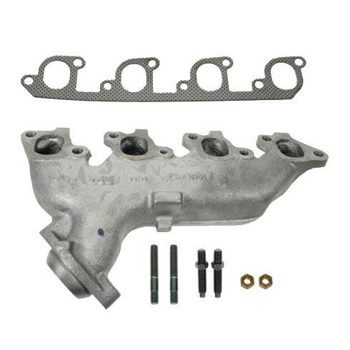 77-82 Ford Truck Multifit 5.8L 6.6L Exh Manifold & Gasket Kit LH (Dorman)