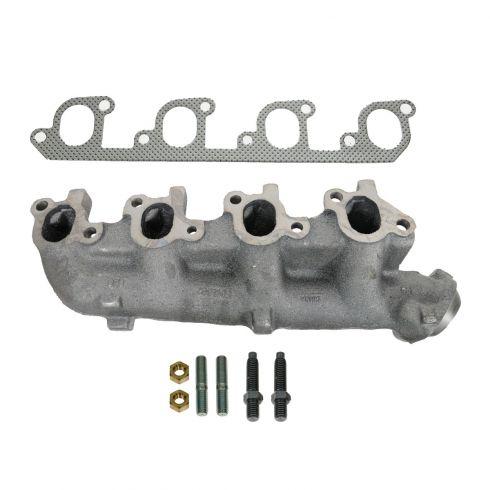 77-82 Ford Truck Multifit 5.8L 6.6L Exh Manifold & Gasket Kit RH (Dorman)